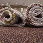 Self-Proclaimed 'Bag Ladies' Turn Plastic Bags Into Sleeping Mats For The Homeless